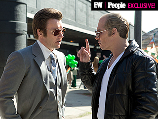 Johnny Depp Offers Fatherly Advice as Whitey Bulger in New Black Mass Trailer (VIDEO)
