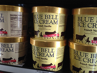 Blue Bell Creameries Recalls All Ice Cream Products