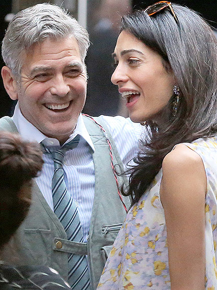 George & Amal Clooney Are Mad About Each Other, Says Friend & Author Kathy Lette
