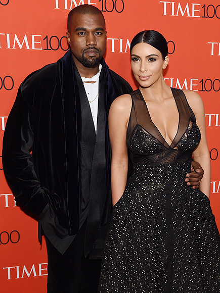 Kim Kardashian's Mother's Day 2015: Photos
