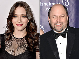 Jason Alexander Re-records Kat Dennings' Voicemail as George Costanza on The Late Late Show