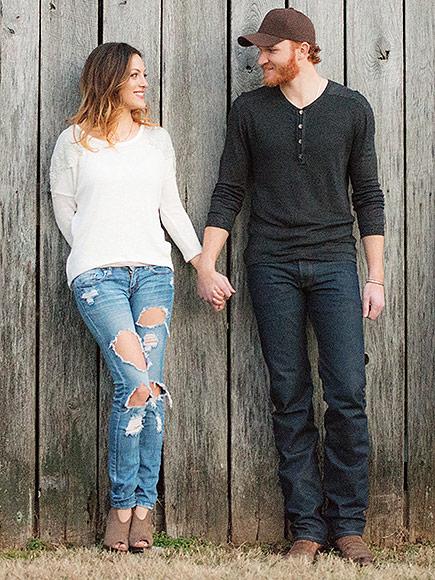 Congrats! Eric Paslay Marries Natalie Harker