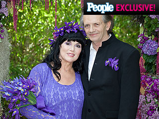 Heart Singer Ann Wilson Ties the Knot (PHOTOS)