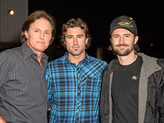 Brody and Brandon Jenner Post to Instagram in Support of Dad Bruce Jenner