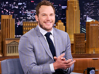 Chris Pratt's Son Thinks He's a Firefighter (VIDEO)
