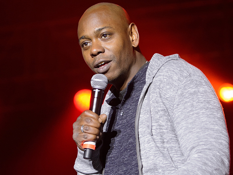 Dave Chappelle On Tour