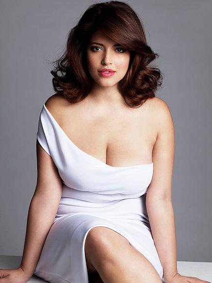 Bigger Sized Models Denise Bidot Plus-size Model