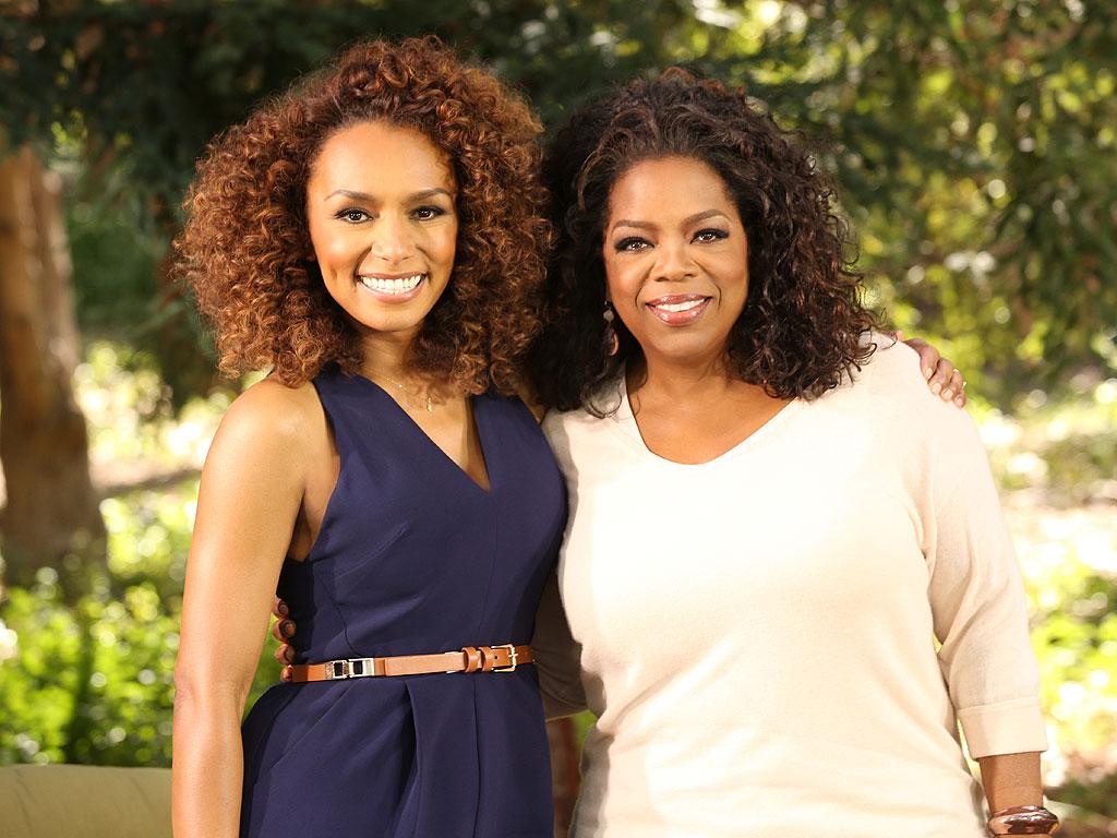 Janet Mock Shares Her Transgender Journey with Oprah ...