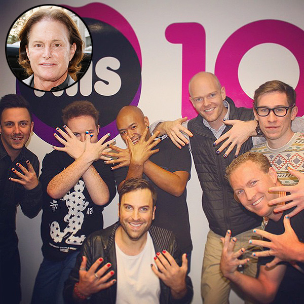 Bruce Jenner: Fans Rally with #PaintYourNailsForBruce Hashtag