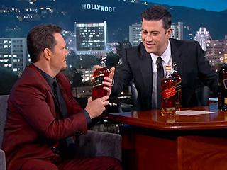 He's Back: Entourage's Johnny Drama Returns on Jimmy Kimmel Live! (VIDEO)