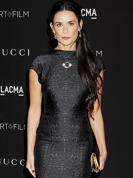 Man Found Dead in Demi Moore's Pool: Reports