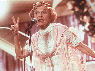 Ellen Albertini Dow, The Wedding Singer's 'Rapping Granny,' Dies at 101