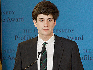 JFK's Grandson Jack Schlossberg Calls His Grandfather's 1962 Speech a 'Bit Boring'