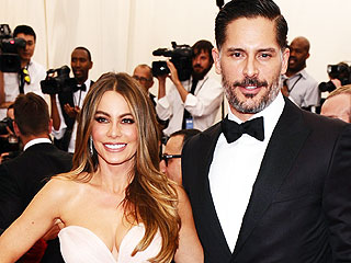 Sofia Vergara and Joe Manganiello Look Like the Perfect Bride and Groom at the Met Gala