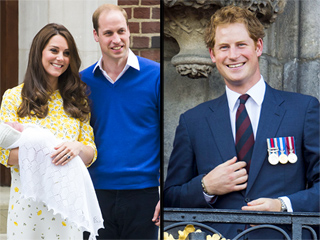 Prince Harry on His New Niece: 'She Is Absolutely Beautiful'
