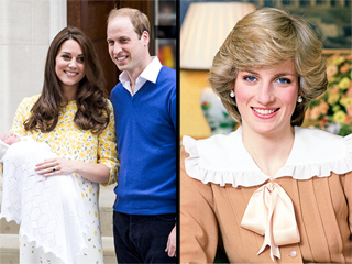 Will and Kate Likely Won't Name Daughter After Princess Diana, Says Friend