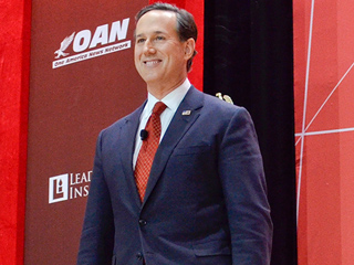 Rick Santorum Supports Bruce Jenner: 'If He Says He's a Woman, Then He's a Woman'
