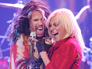 American Idol's Jax Does a Killer Duet with Steven Tyler
