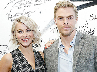 Derek Hough Hints About Sister Julianne's Wedding Plans: 'Something Outdoors, in Nature'