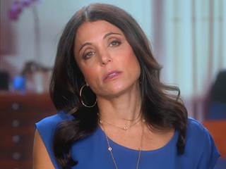 VIDEO: Bethenny Frankel Breaks Down on RHONY