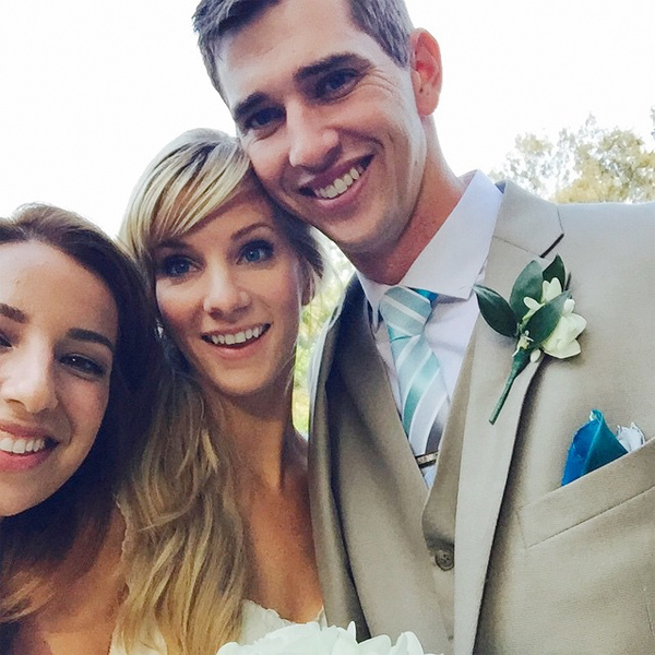 Heather Morris Marries Taylor Hubbell: Photos