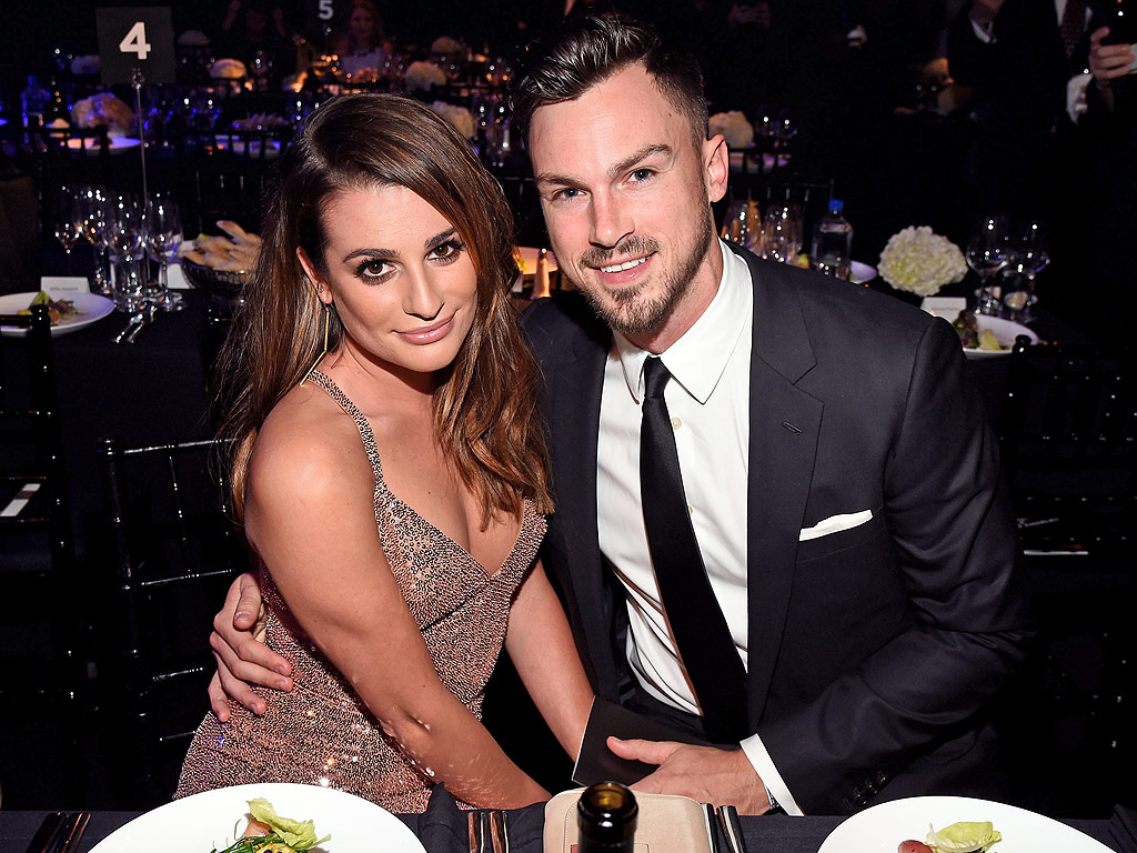 Lea Michele: Scream Queens Star and Matthew Paetz Split