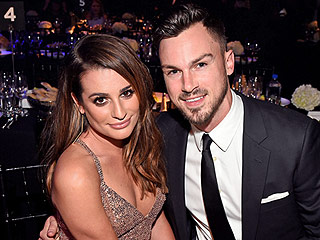 Lea Michele on Fan Backlash from Finding Love Again After Cory Monteith's Death: It's 'Really Hard'