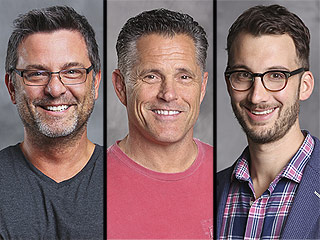 Vote Me onto Survivor! Potential Male Castaways Make Their Pitches to PEOPLE