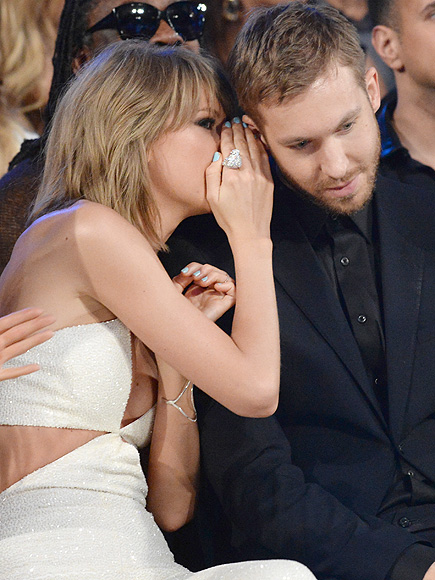 Taylor Swift and Calvin Harris Breakup Rumors Are 'Absolutely Not True': Source