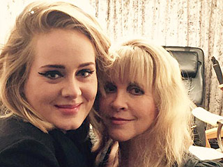 Stevie Nicks to Adele: 'You're Going to Be Me in 40 Years'