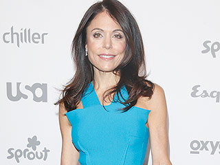 PHOTO: Bethenny Frankel Bends Over Backwards (Literally) to Kick Off the Holiday Weekend
