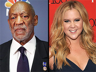 VIDEO: Amy Schumer Takes on Bill Cosby in New Courtroom Sketch