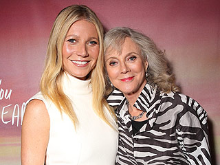 Blythe Danner on Daughter Gwyneth Paltrow and Chris Martin's Conscious Uncoupling: 'It Works'