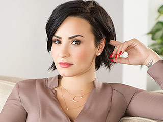 Demi Lovato 'Living My Dream' as She Launches New Mental Health Awareness Campaign