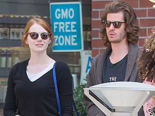 Emma Stone and Andrew Garfield Step Out Together Again After Rekindling Romance
