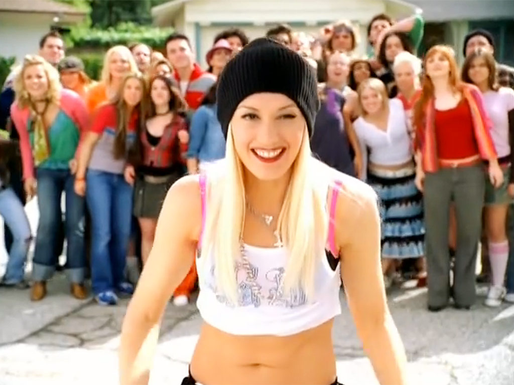 Gwen Stefani - Holla Back Girl Lyrics MetroLyrics