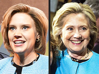 SNL's Kate McKinnon on Hillary Clinton: 'I'd Be So Nervous to Meet Her'