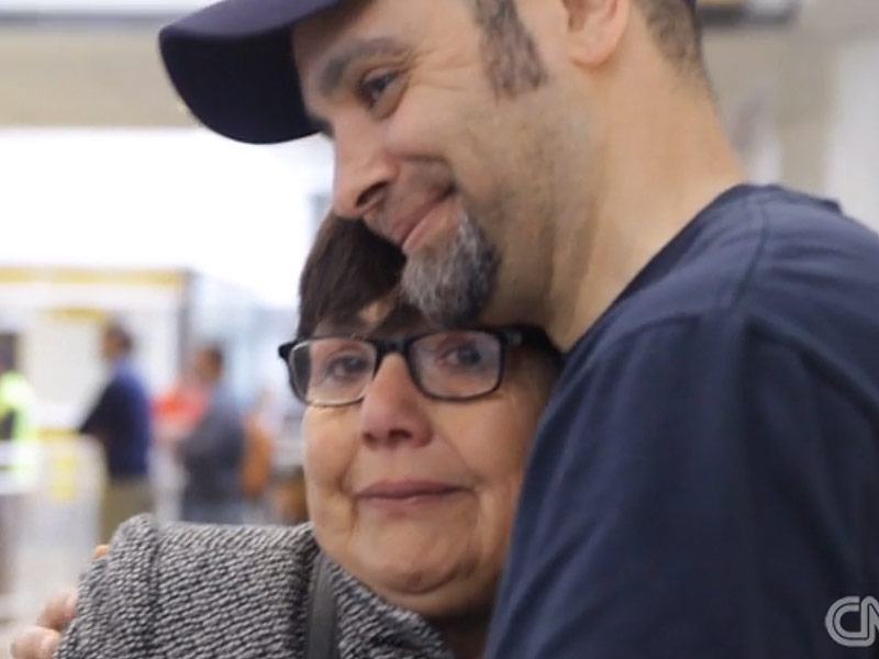 Man Abducted from Chile as Baby Reunited with Mother 41 Years Later