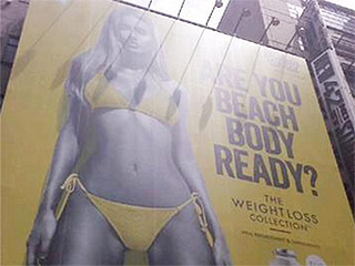 Banned in the U.K., Protein World's Controversial 'Beach Body' Ad Comes to N.Y.C.