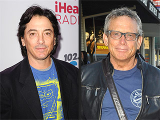 Scott Baio and Willie Aames Have a Charles in Charge Reunion over Dinner