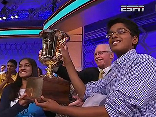 Scripps National Spelling Bee Ends in a Tie for the Second Year in a Row