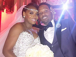 WATCH: Love and Hip Hop Stars Yandy and Mendeecees Get Married