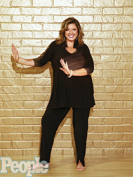 Dance Mom's Abby Lee Miller Weight Loss: How She Did It