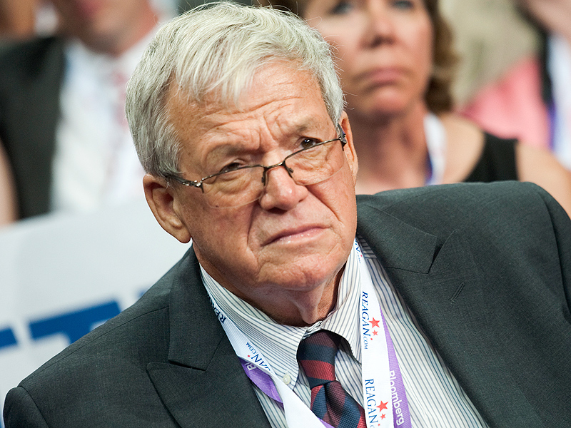 Dennis Hastert Sued for $1.8 Million by Alleged Sex Abuse Victim