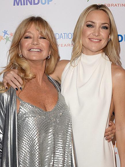 Kate Hudson's reveal: Kate Hudson Goldie Hawn