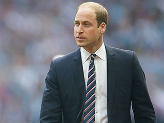Prince William Swallows His Pride to Award FA Cup Trophy to Rival Team