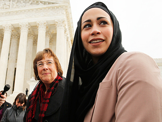 Supreme Court Rules in Favor of Woman Denied Job at Abercrombie & Fitch Because She Wears a Headscarf