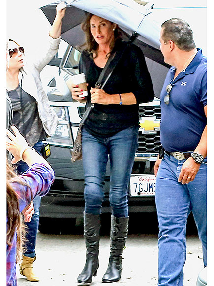 Caitlyn Jenner's hot boots