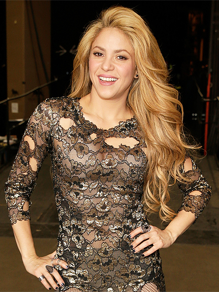 Shakira Designs Bald Doll To Support Children With Cancer