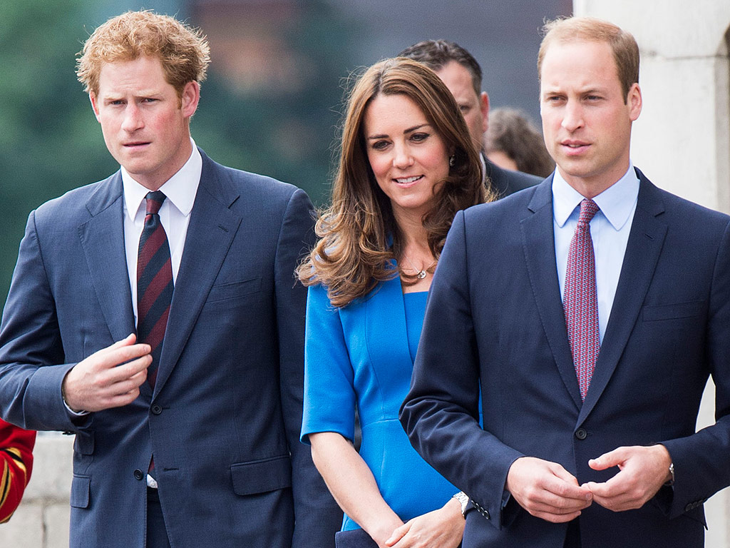 Palace's Allowance for Princess Kate, Prince William and Prince Harry